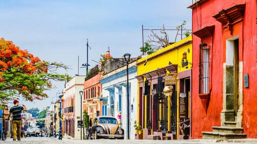 Voyage au Mexique : découvrez l'Oaxaca sur le côte Pacifique