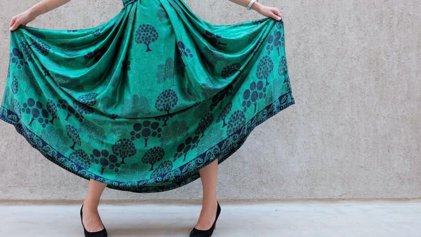 Ventre, hanches... Quelle jupe porter pour s'affiner ou se mettre en valeur ?