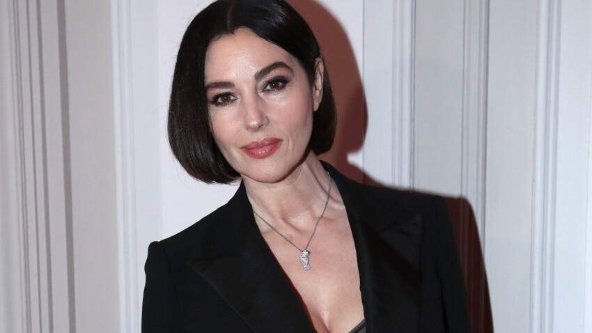Monica Bellucci : la diva franco-italienne adopte un détail capillaire canon