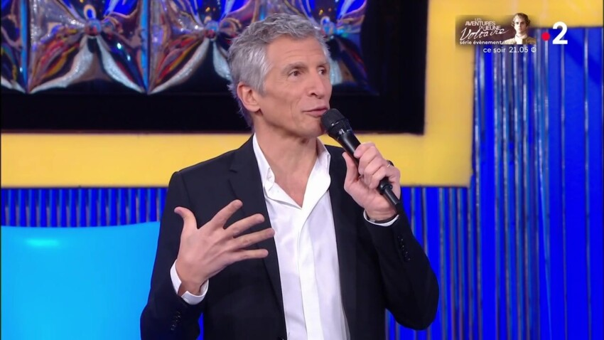 Fabien Haimovici : Nagui dévoile la drôle de raison de son absence
