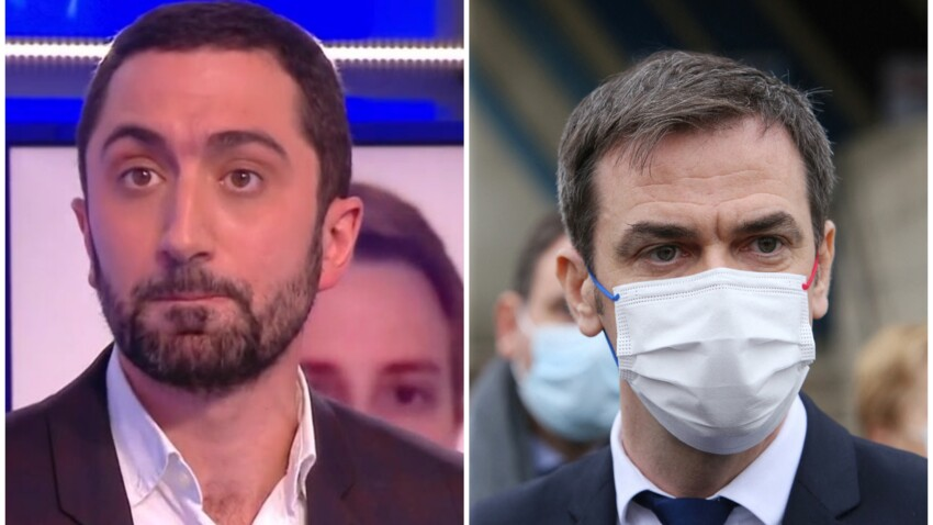 """Arrogance"", ""provocation"" : Jimmy Mohamed s'en prend à Olivier Véran"