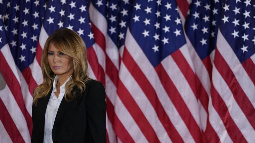 Melania Trump : une ex-collaboratrice de la Maison Blanche dévoile un message compromettant