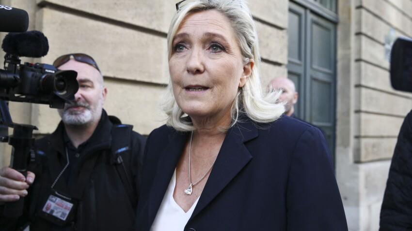 """Procès de Marine Le Pen : la présidente du RN """"recadrée"""" par la juge pour son comportement"""