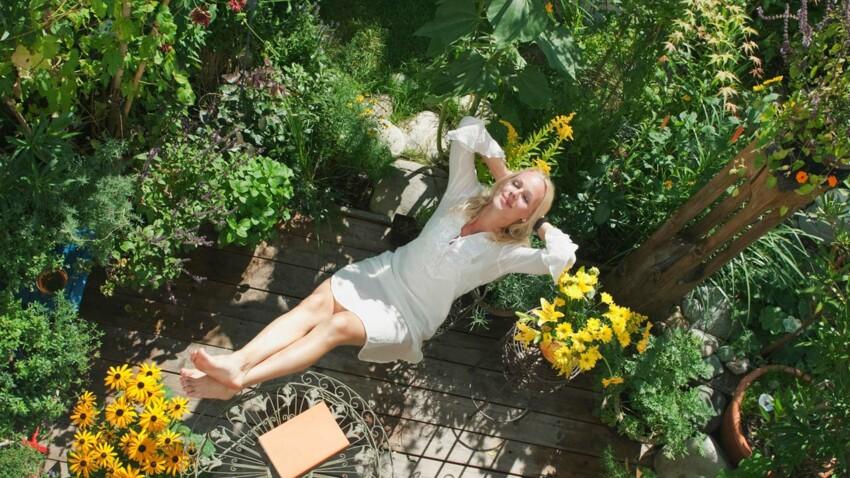 Comment créer un jardin inspiré des 5 sens ?