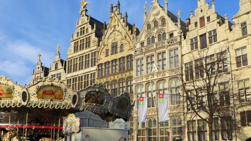 Voyage à Anvers : zoom sur la ville du diamant
