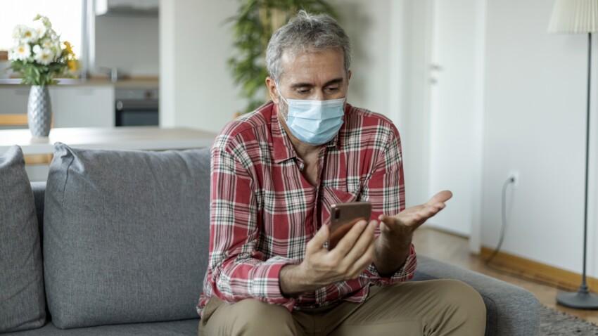 Covid-19 : bientôt un test de dépistage sur votre smartphone ?
