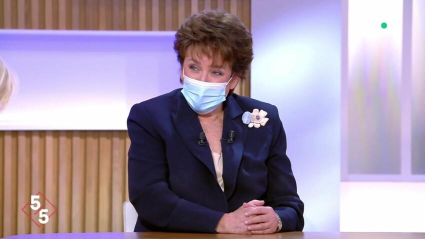 Roselyne Bachelot : son clin d'œil coquin à Olivier Véran sur les images de sa vaccination - VIDEO