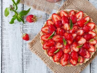 Toutes nos super recettes de tartes aux fraises pour se régaler au printemps !