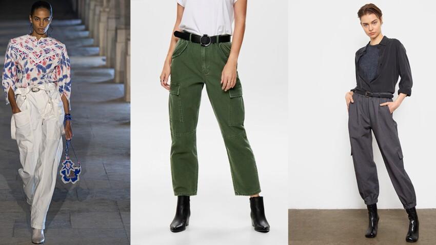 Battle-dress : connaissez-vous cette tendance army qui déferle en mode en ce moment ?