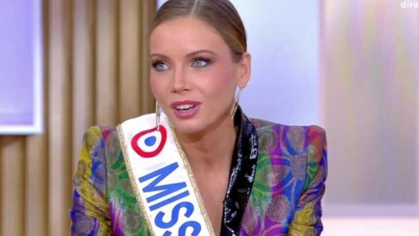 Amandine Petit (Miss France 2021) interrogée sur sa vie amoureuse : elle s'agace !