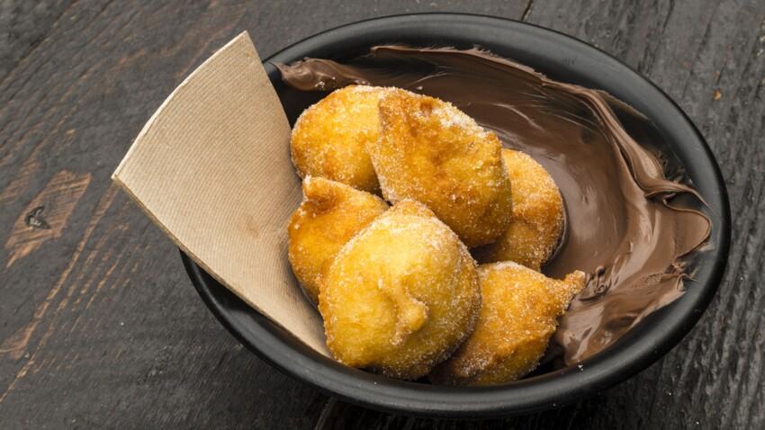Cette recette de beignets sans repos et sans pétrissage est parfaite pour Mardi gras