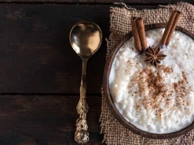 Nos meilleures recettes de riz au lait