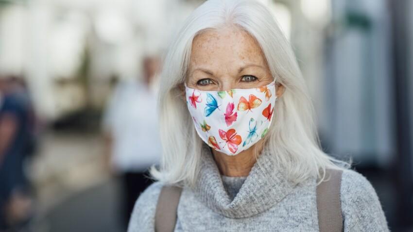 Covid-19 : le masque offre en fait une double protection