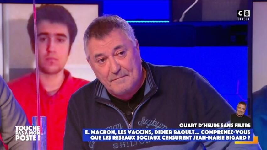 """Jean-Marie Bigard dézingué sur le plateau de """"TPMP"""" pour ses théories complotistes"""