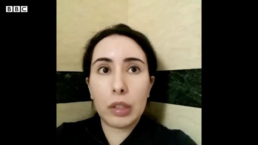 La fille de l'émir de Dubaï se dit séquestrée et en danger après avoir tenté de fuir son pays