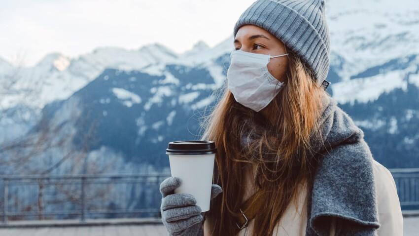 Covid-19 : les masques sont-ils moins efficaces lorsqu'il fait froid ?