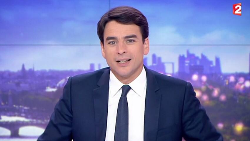 Julian Bugier s'excuse après sa boutade sur l'absence de JT de TF1