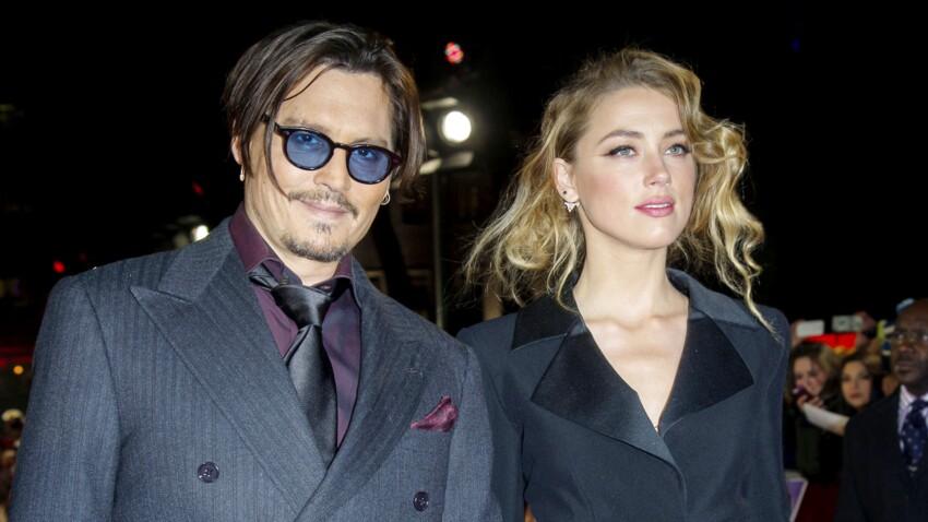 Johnny Depp contre Amber Heard : ce rebondissement (totalement) inattendu... avec une autre star