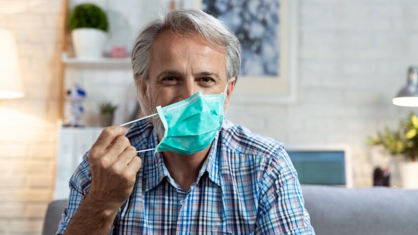 Et maintenant un masque virucide (et il est made in France !)