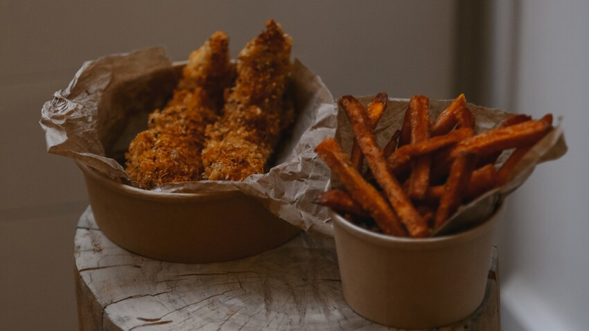 La recette croustillante et réconfortante de poulet frit du chef Mory Sacko