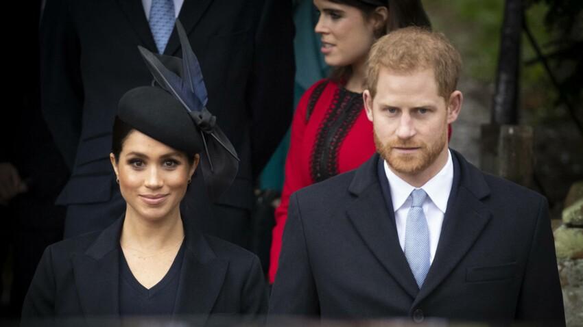 Le prince Harry et Meghan Markle se retirent officiellement de la famille royale britannique, coup dur pour Elizabeth II