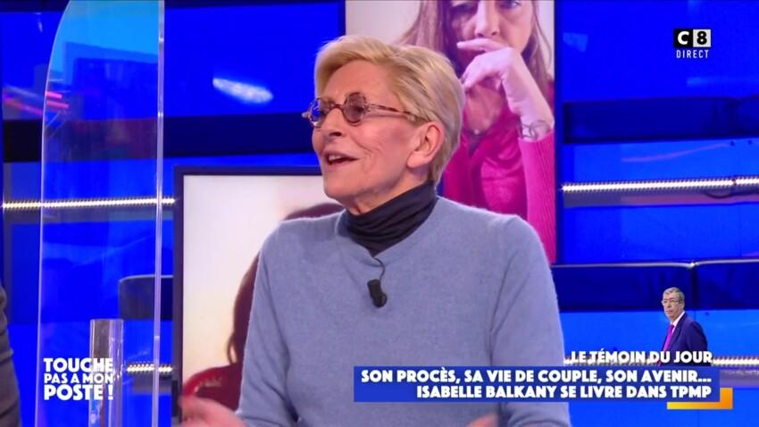 """Isabelle Balkany : ses surprenantes révélations sur son mari Patrick """"attiré par des seins qui tenaient mieux"""""""