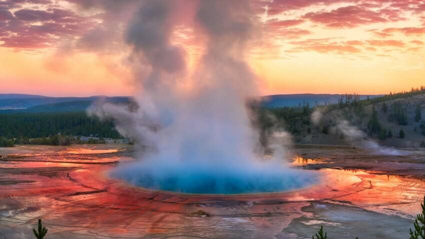 Merveilles du monde : 5 lieux de géothermie spectaculaires