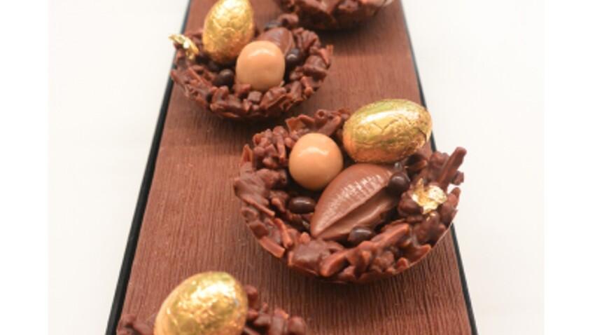 Nid de Pâques : la délicieuse recette de Christophe Michalak