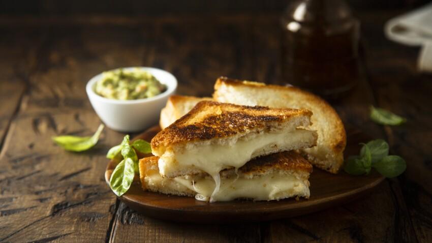 L'astuce étonnante de Diego Alary (Top Chef) pour remplacer le pain dans un sandwich