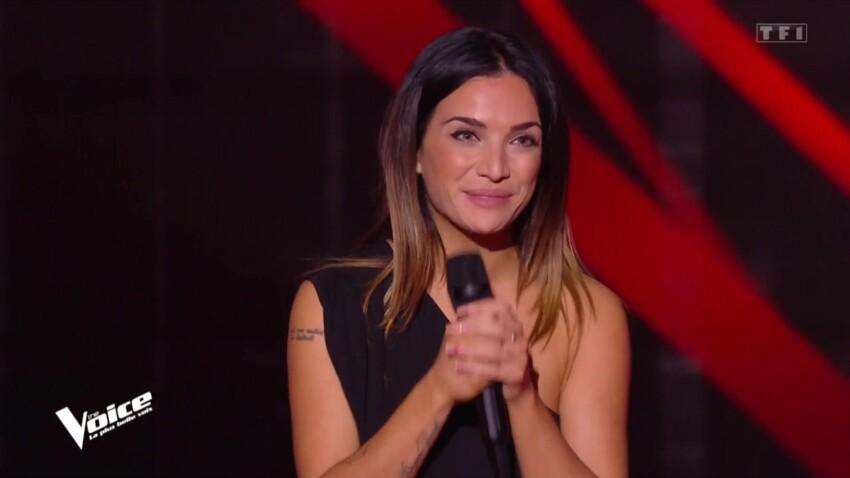 """Vanina (""""The Voice"""" 2021) : ce chanteur star avec qui la révélation de la saison a passé le confinement"""
