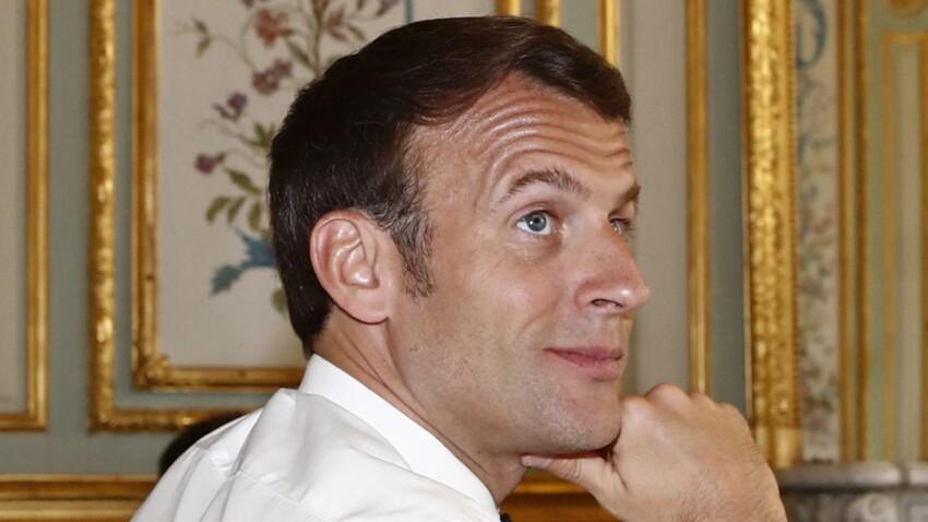 Emmanuel Macron : les drôles de confidences de son ancien professeur