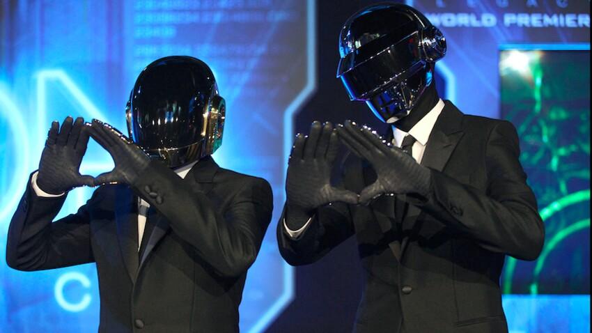 Daft Punk : une rare vidéo des deux artistes sans leur casque dévoilée