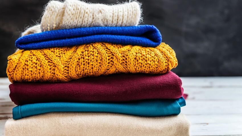 6 conseils pour entretenir les lainages et les cachemires