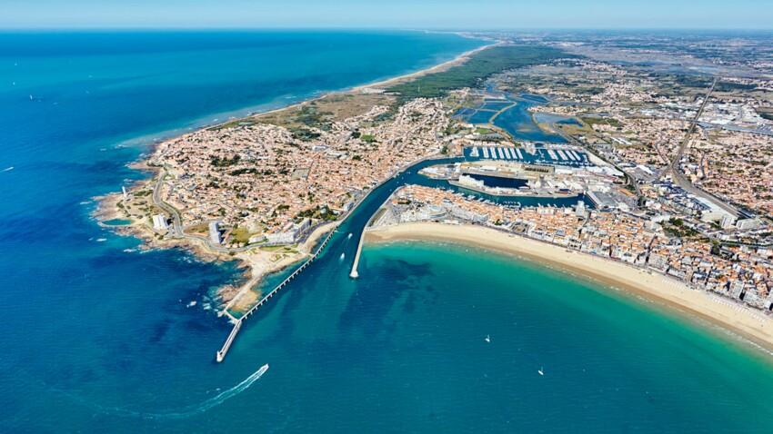 Découvrez les Sables-d'Olonne en Vendée
