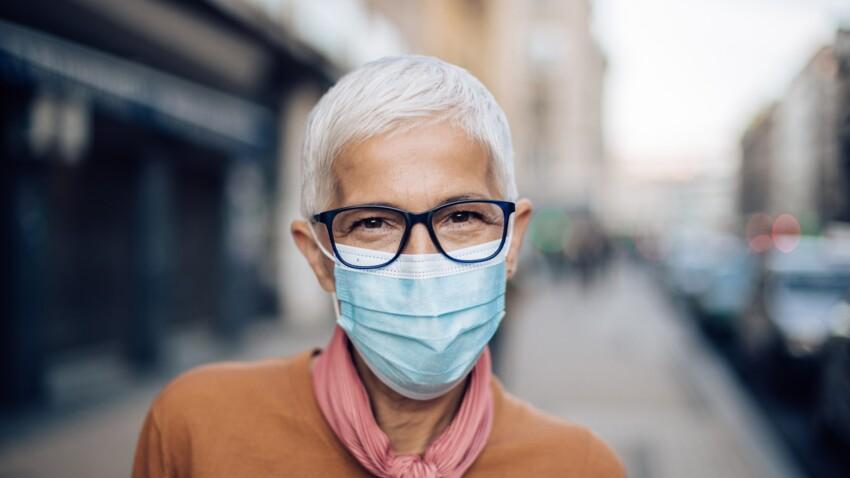 Covid-19 : porter des lunettes diminuerait les risques