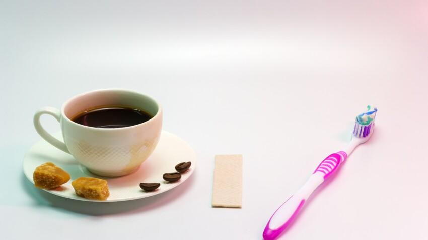 Faut-il se brosser les dents avant ou après le café ?
