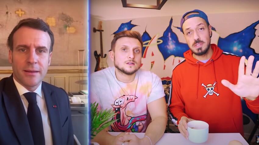 McFly et Carlito : qui sont les youtubeurs qui vont rencontrer Emmanuel Macron à l'Elysée ?