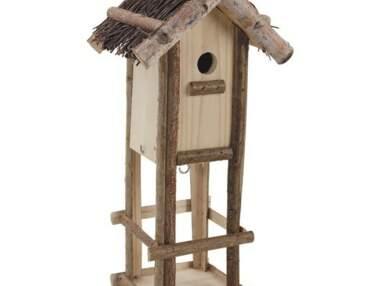 Notre sélection de nichoirs et abreuvoir à oiseaux