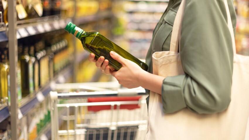Une bouteille d'huile d'olive sur deux que vous achetez n'est pas conforme