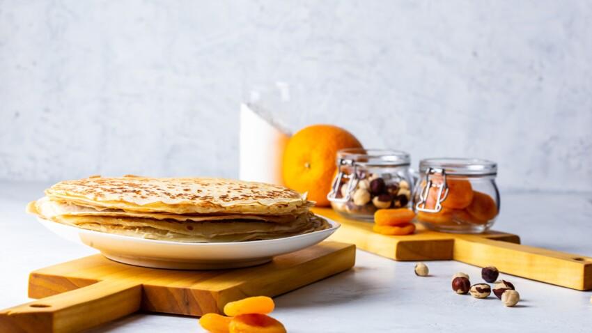 Crêpes Suzette : la délicieuse recette de Philippe Etchebest