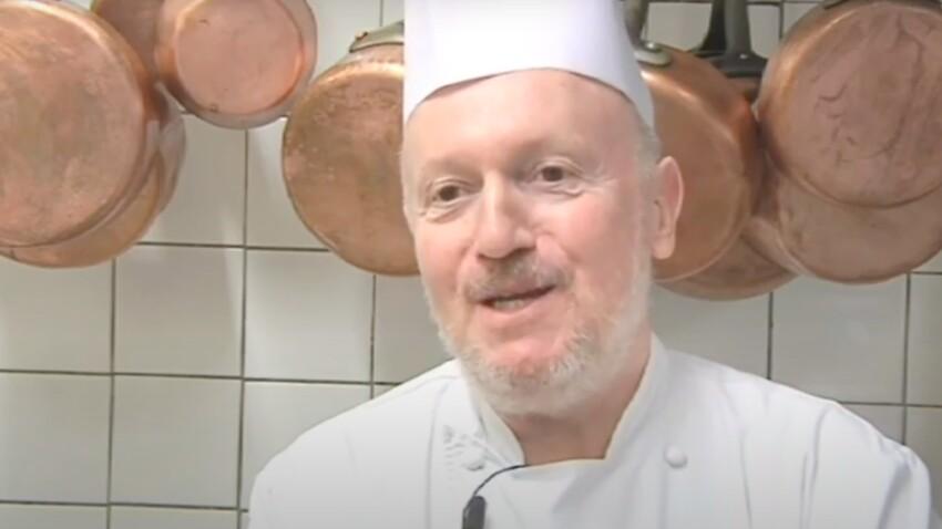 Mort de Marcel Keff : le chef étoilé s'est suicidé à l'âge de 63 ans