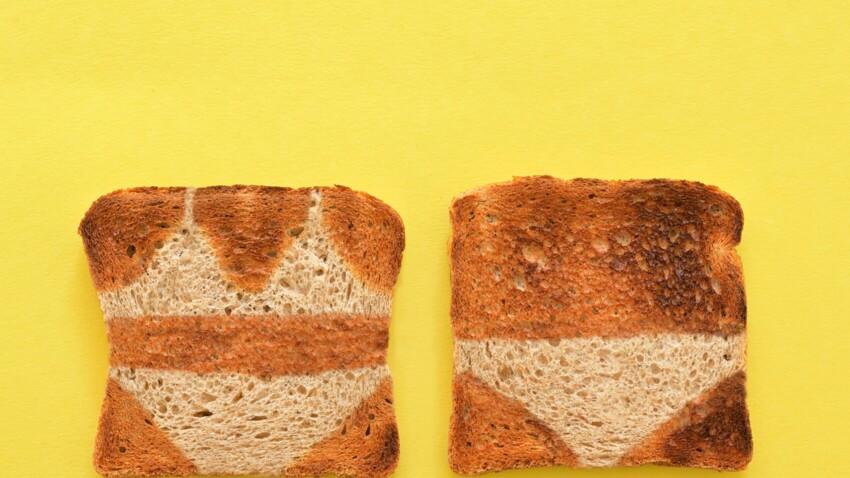 3 astuces pour faire griller du pain facilement sans grille-pain