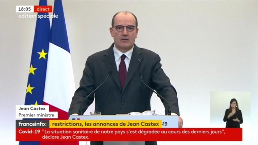 Annonces de Jean Castex : cette grosse bourde repérée par les internautes