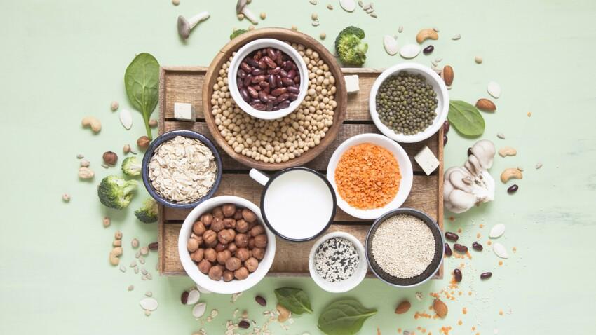 Manger des protéines végétales pour réduire de risque de décès par démence