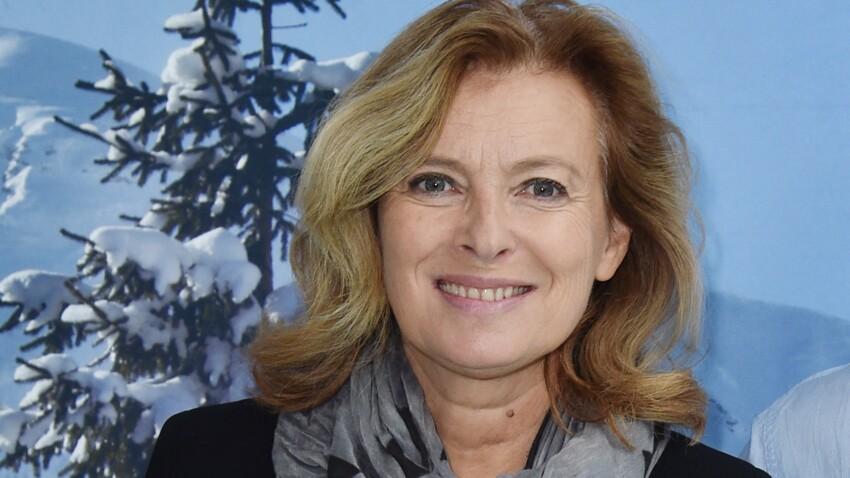 Valérie Trierweiler dévoile une photo de son fils Léonard et de sa femme Jennifer