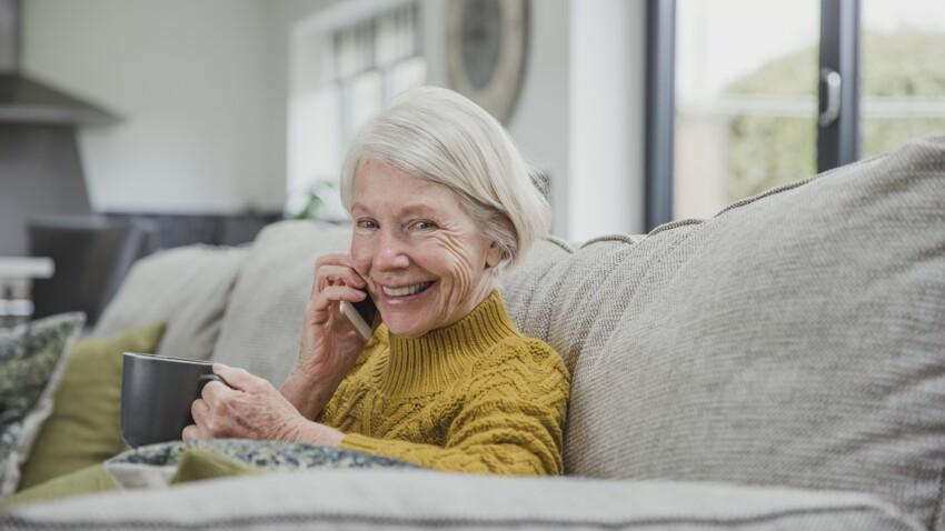 Combien de temps il faut passer au téléphone pour se sentir moins seule