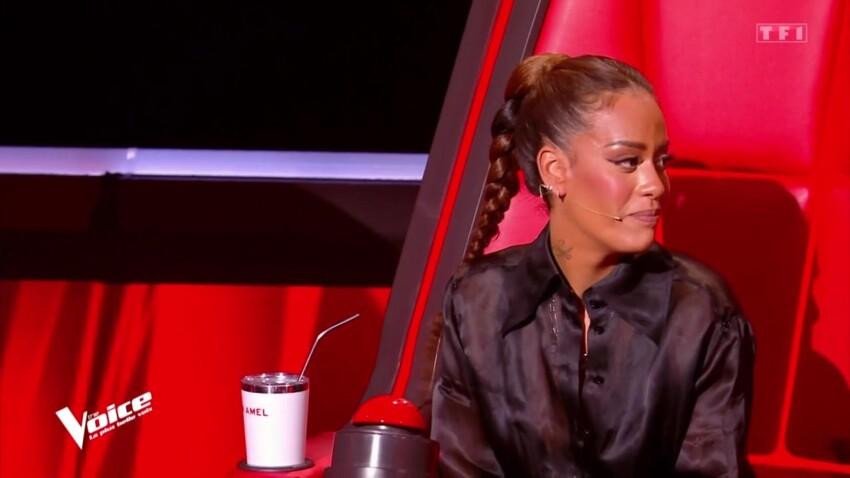 """""""The Voice"""" 2021 : Amel Bent ignorée par un candidat, les coachs interloqués"""