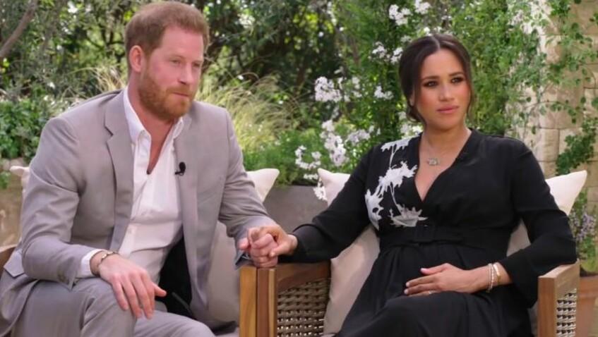 """VIDEO - Meghan Markle et le prince Harry traqués comme Lady Di : """"Je n'imagine même pas ce que ma mère a vécu"""""""