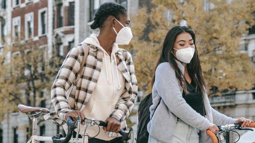 Covid-19  : pourquoi l'obligation de porter un masque en extérieur ne concerne pas toute la France ?