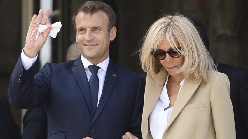 Brigitte et Emmanuel Macron au Touquet : ces images qui agacent les internautes